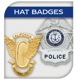 HAT BADGES