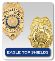 MINI EAGLE TOP SHIELDS