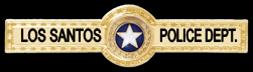 Employed Zain Shujrah Badge.aspx?badge=C509A&base=gold&textfont=BLOCK&textcolor=BLACK&text1=LOS%20SANTOS&text2=&text3=&text4=POLICE%20DEPT