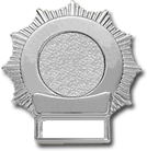 Sunburst Smith & Warren Family Badge FB35