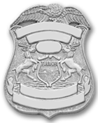 Michigan Smith & Warren Family Badge FB37