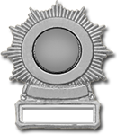 Sunburst Smith & Warren Family Badge FB44