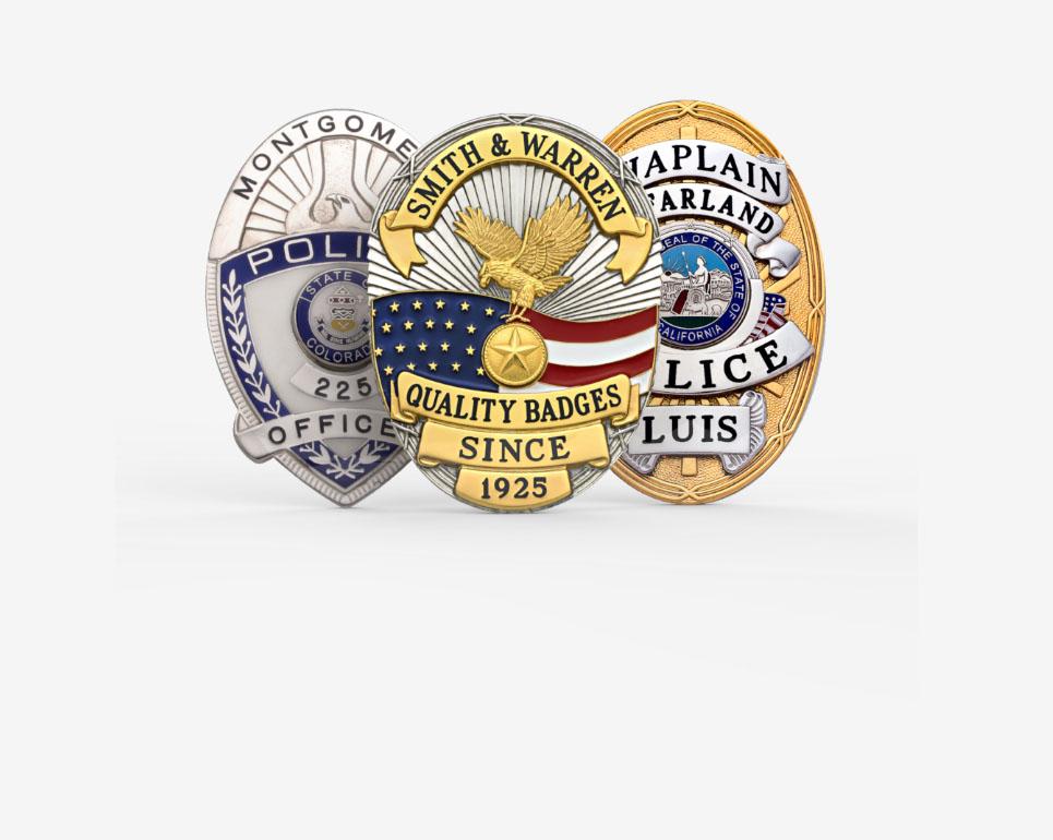 Pianeta Responsabile martedì  Houston Badge Co. and Smith & Warren: Built to last a lifetime